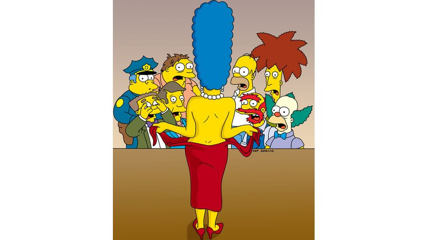 Die Simpsons Season 14 CE 4 DVDs Digipack