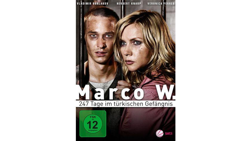 Marco W 247 Tage im tuerkischen Gefaengnis