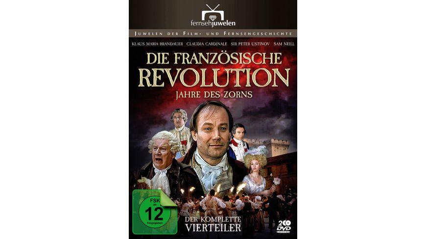 Die franzoesische Revolution fernsehjuwelen 2 DVDs