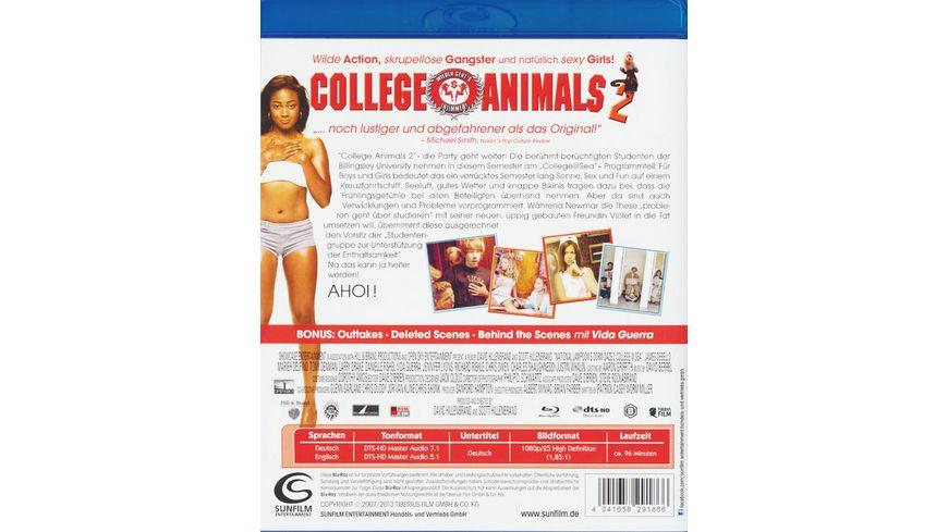 College Animals 2 Special Uncut Version