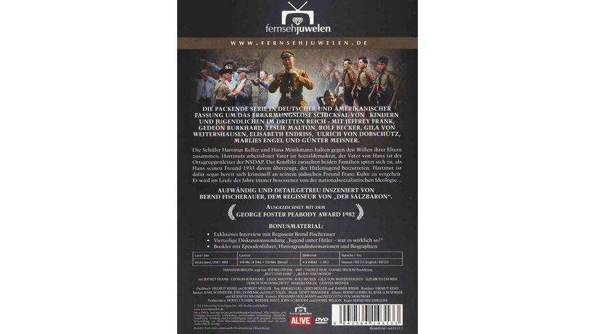 Blut und Ehre Jugend unter Hitler 5 DVDs