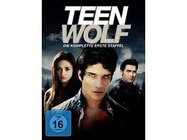 Teen Wolf Die Komplette erste Staffel 4 DVDs