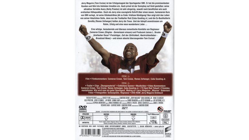 Jerry Maguire Spiel des Lebens Special Edit