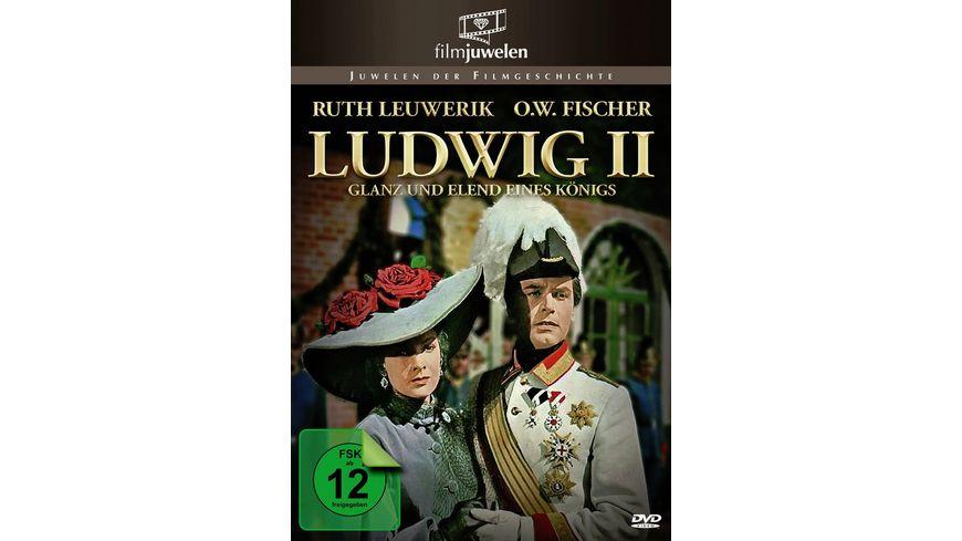 Ludwig II Glanz und Elend eines Koenigs filmjuwelen