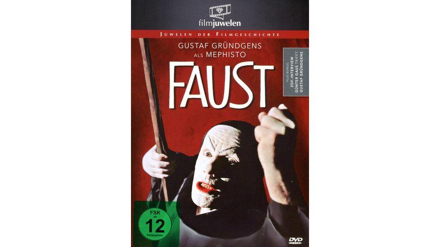 Faust Gustaf Gruendgens filmjuwelen