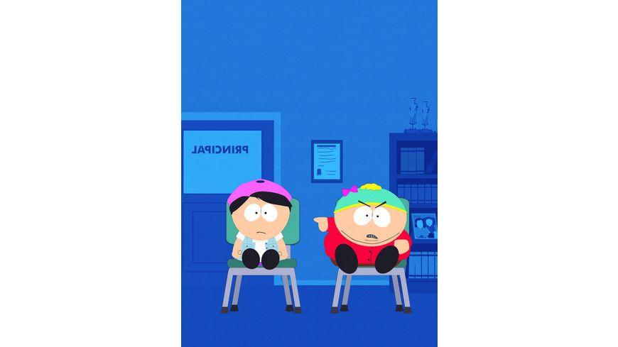 South Park Season 18 2 DVDs