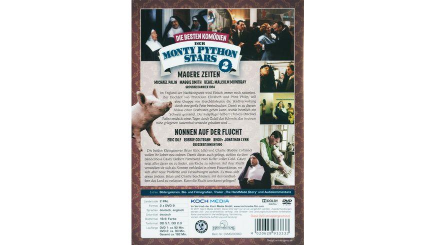 Die besten Komoedien der Monty Phyton Stars 2 2 DVDs
