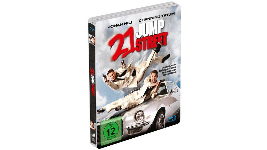 21 Jump Street Steelbook