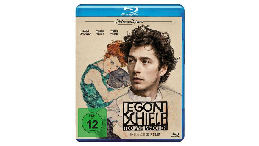 Egon Schiele Tod und Maedchen
