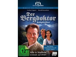 Der Bergdoktor Komplettbox 28 DVDs