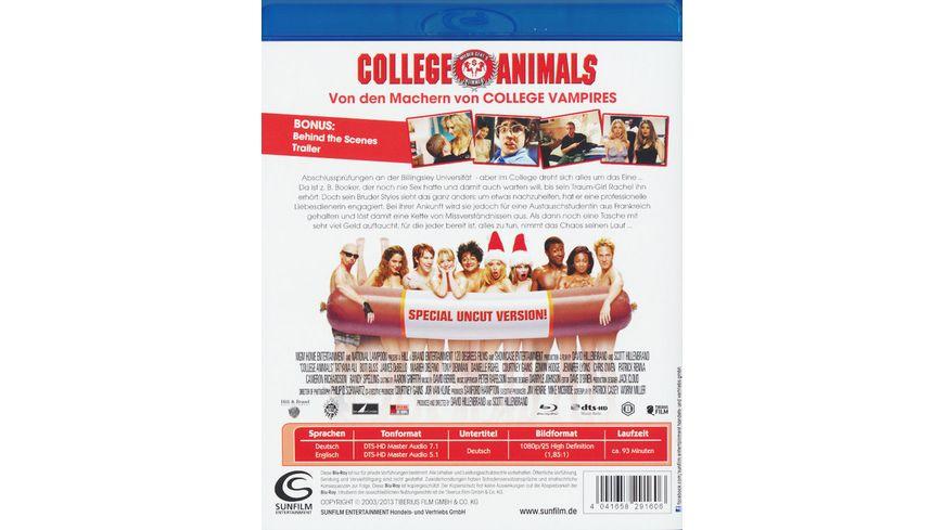 College Animals Special Uncut Version