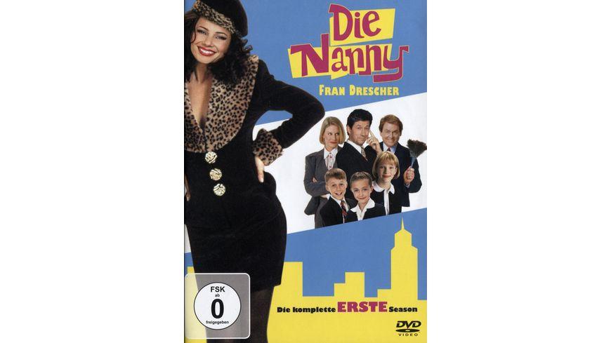 Die Nanny Season 1 3 DVDs M Lock