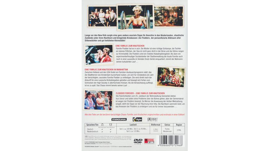 Flodder Trilogie 3 DVDs