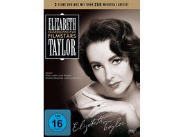 Unvergessliche Filmstars Elizabeth Taylor