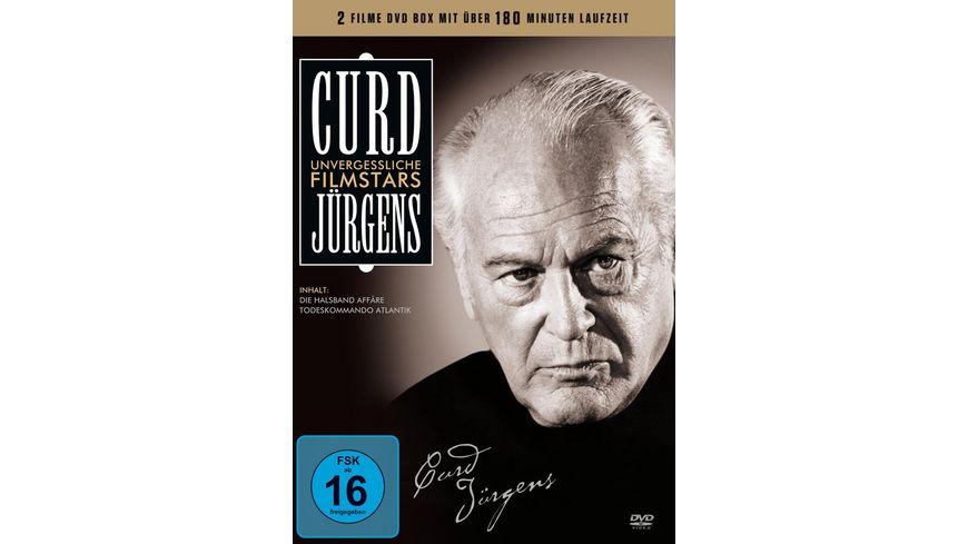 Unvergessliche Filmstars Curd Juergens