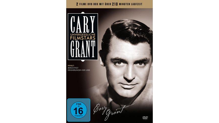 Unvergessliche Filmstars Cary Grant