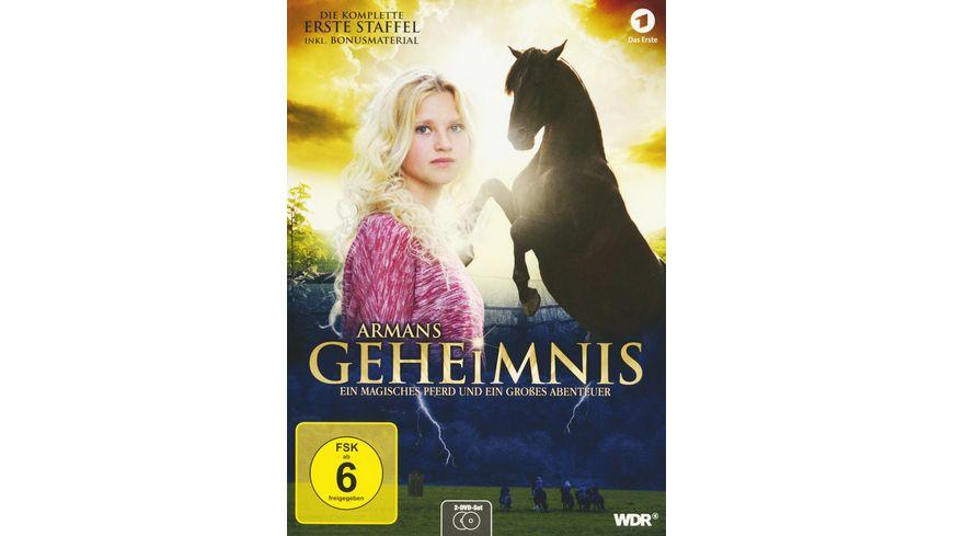 Armans Geheimnis Die komplette Staffel 1 2 DVDs