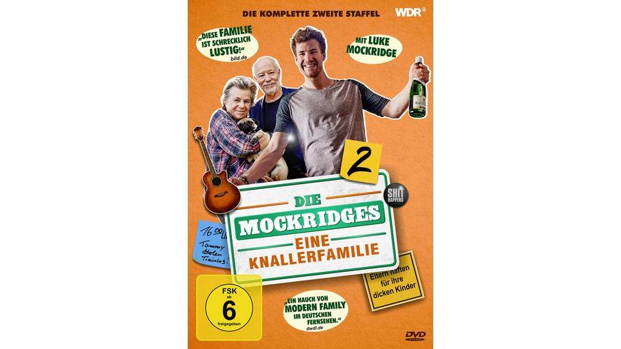 Die Mockridges Eine Knallerfamilie Staffel 2