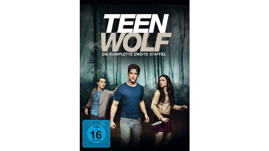 Teen Wolf Die komplette zweite Staffel Softbox 4 DVDs