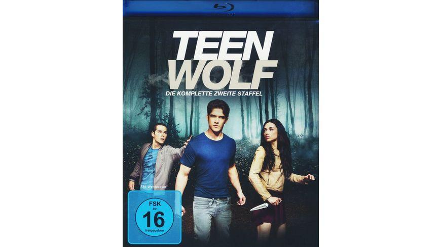 Teen Wolf Die komplette zweite Staffel Softbox 3 BRs