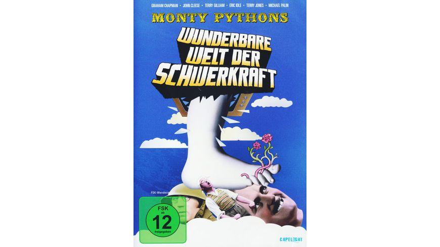Monty Python s wunderbare Welt der Schwerkraft