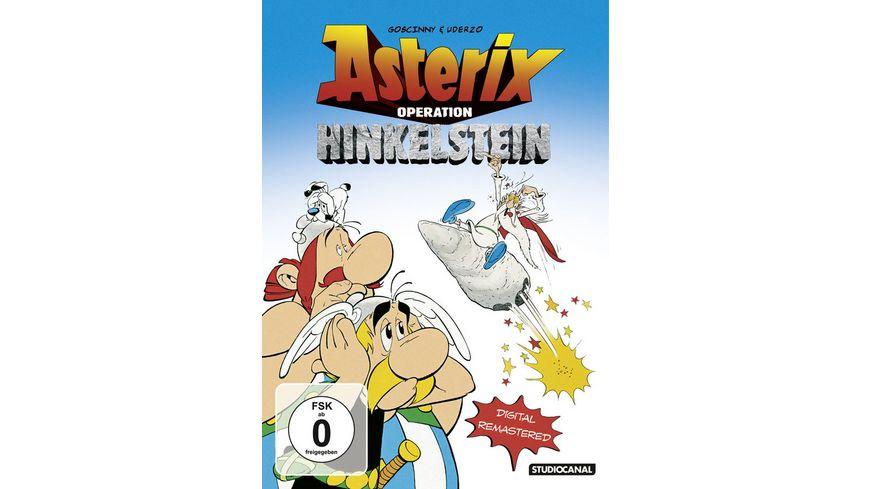 Asterix Operation Hinkelstein Digital Remastered