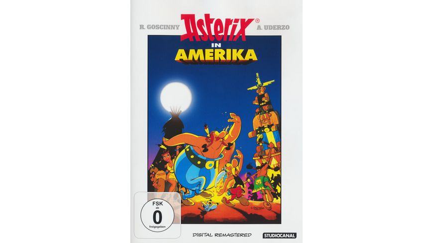 Asterix In Amerika Digital Remastered