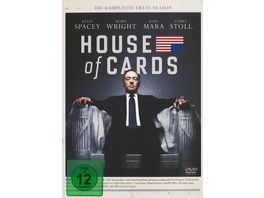 House of Cards Season 1 4 DVDs