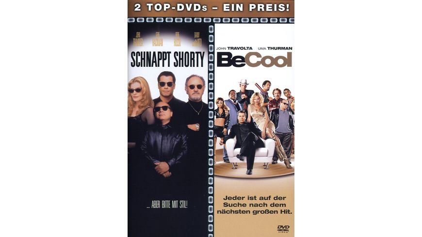 Schnappt Shorty Be Cool 2 DVDs