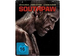 Southpaw Steelbook inkl exklusivem 16 seitigem Booklet