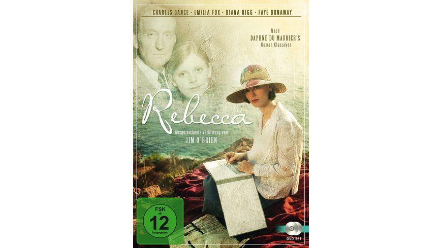 Rebecca 2 DVDs