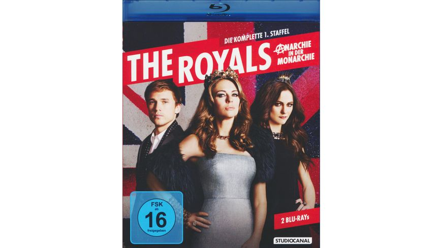 The Royals Staffel 1 2 BRs