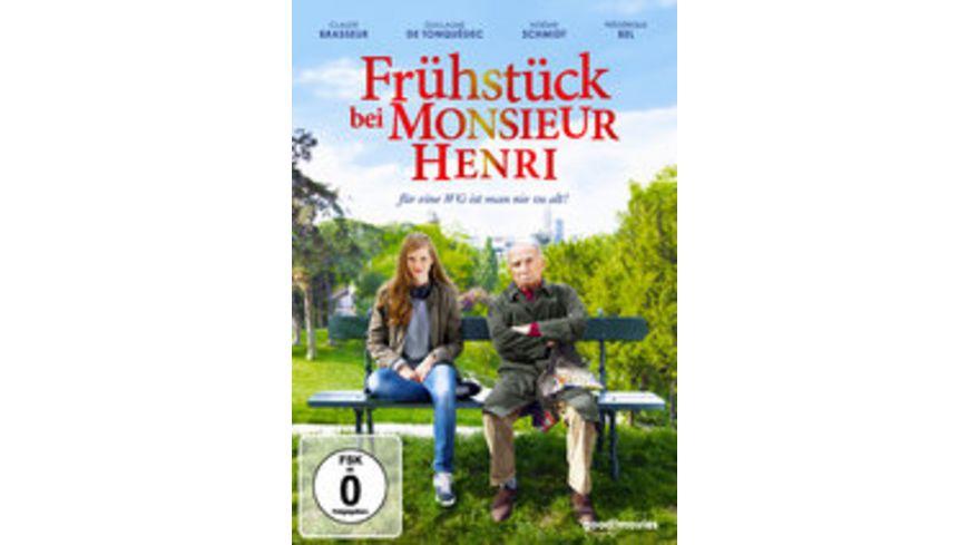 Fruehstueck bei Monsieur Henri