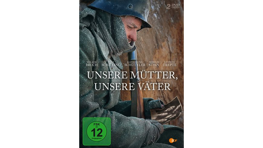 Unsere Muetter unsere Vaeter 2 DVDs