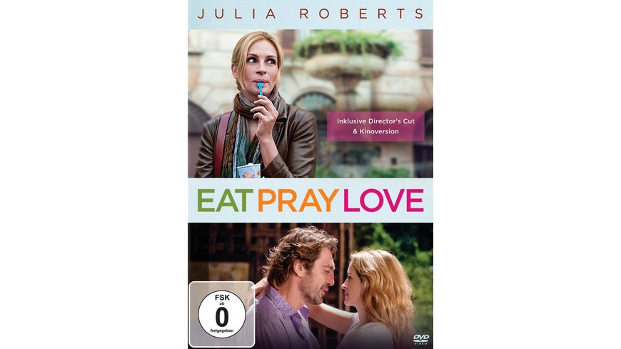 Eat Pray Love DC