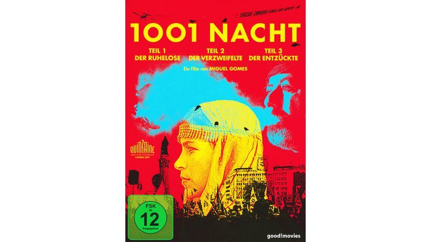 1001 Nacht 3 DVDs