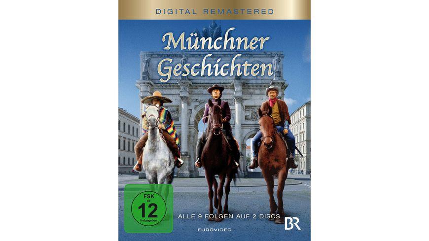 Muenchner Geschichten 2 BRs