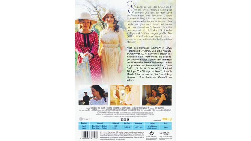 Liebende Frauen 2 DVDs
