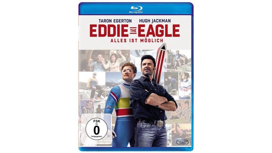 Eddie The Eagle Alles ist moeglich