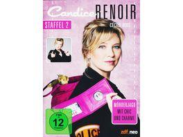 Candice Renoir Staffel 2 4 DVDs