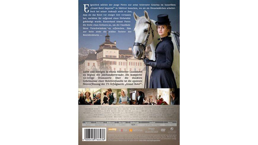 Hotel Imperial Die komplette Serie 3 DVDs