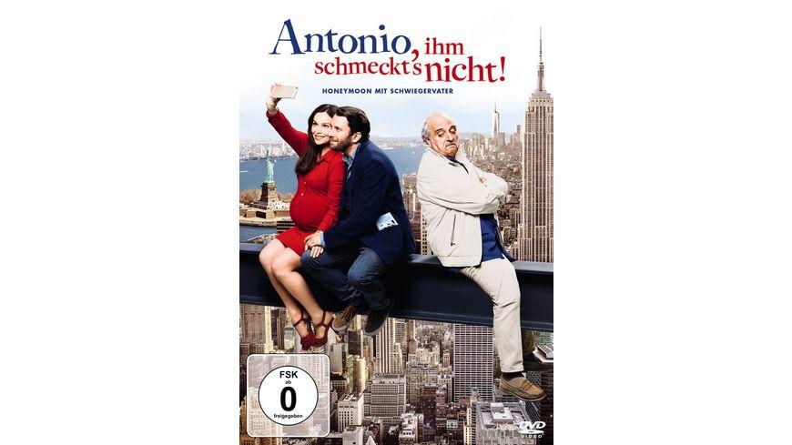 Antonio ihm schmeckt s nicht Honeymoon mit Schwiegervater
