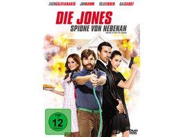 Die Jones Spione von Nebenan