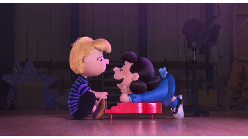 Die Peanuts Der Film