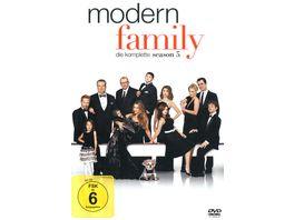 Modern Family Die komplette Season 5 3 DVDs
