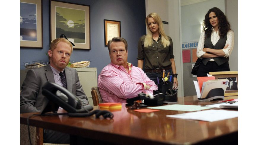 Modern Family Die komplette Season 4 3 DVDs