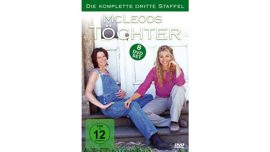 McLeods Toechter Staffel 3 8 DVDs