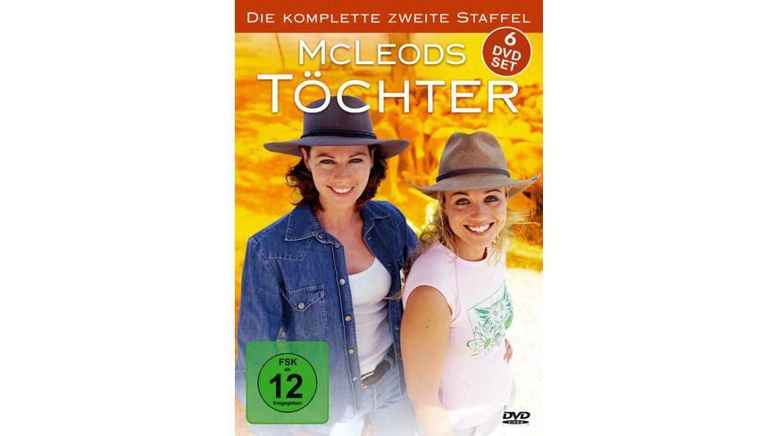 McLeods Toechter Staffel 2 6 DVDs