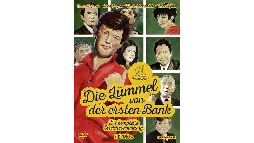 Die Luemmel von der ersten Bank Digital Remastered 7 DVDs