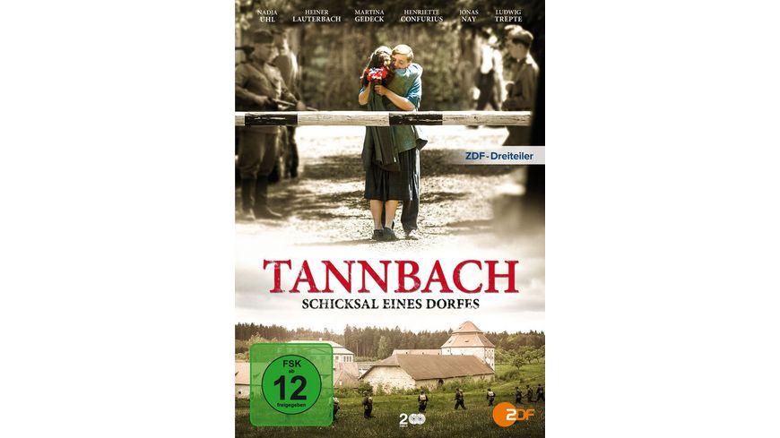 Tannbach 2 DVDs
